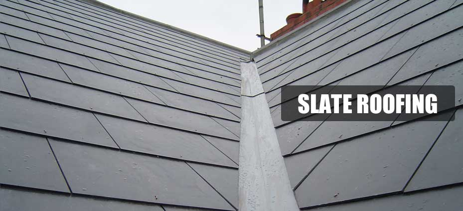 new slate roof system